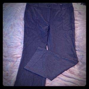 Grey loft trousers